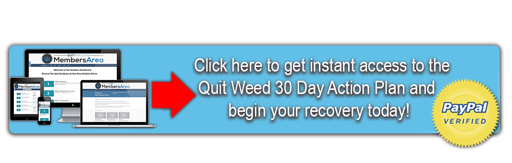 Get The Quit Weed 30 Day Action Plan